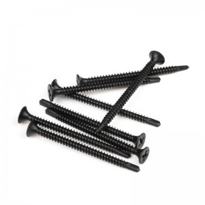 Drywall Screws Gypsum Board Screws  Phosphated Fine/Coarse Thread