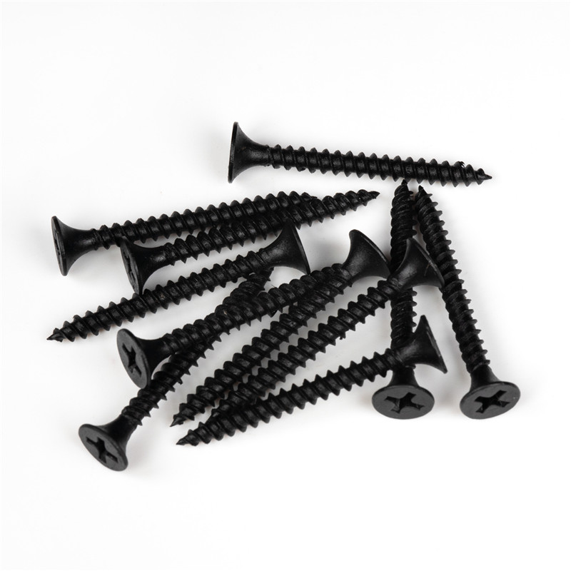Drywall Screws Gypsum Board Screws  Phosphated Fine/Coarse Thread Featured Image