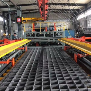 Reinforcing Wire Mesh Deformed Bar Welded wire ...