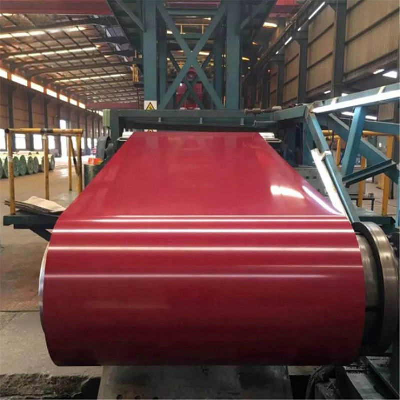 Factory wholesale Pre Painted Steel Sheet - Pre-painted – Meijiahua