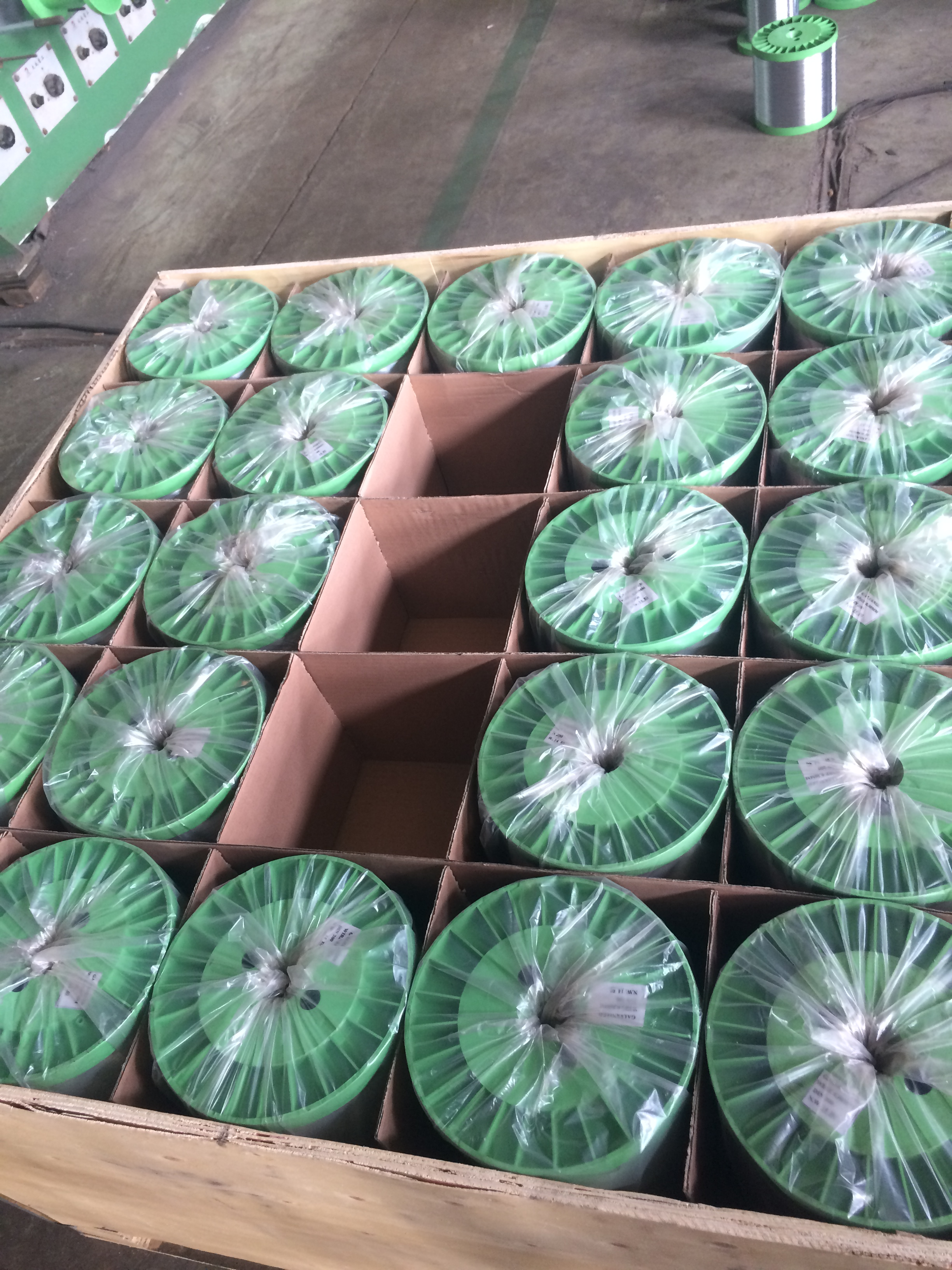 Chinese wholesale Pe Coated Wire With Glue - Galvanized Steel Wire  Hot Dipped Galvanizing/Electric/Cold Galvanizing – Meijiahua