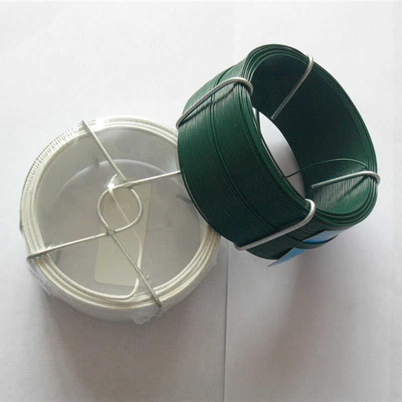 High Quality Steel Wire - PVC / PE Coated Wire – Meijiahua detail pictures