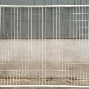 Cheapest Price Round hay feeder - Galvanized Fence net – Meijiahua