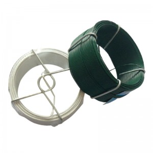 Lowest Price for Stitching wire - PVC / PE Coated Wire – Meijiahua