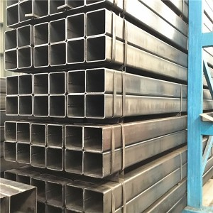 Manufacturer for Oil Casing Pipe And Tube - Galvanized Hollow Section & Tube – Meijiahua