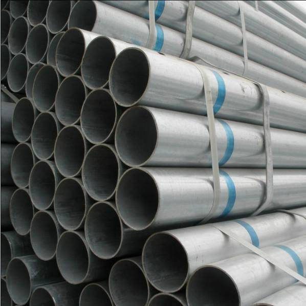 Bottom price Erw Steel Pipe - Steel Round Pipe – Rainbow