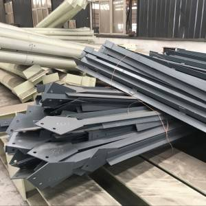 Precision Process on Steel-Angle Bar with special welded part