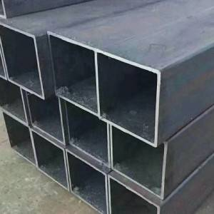 China wholesale Schedule 40 Carbon Steel Pipe - Low Carbon Hollow Sections Pipe – Rainbow