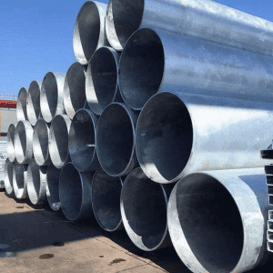 Large Size Hollow Section pipes and tubes steel pipe sale