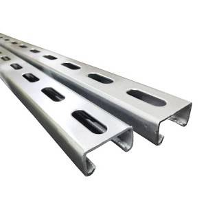 Mild Steel C Lipped Channel or C Beam