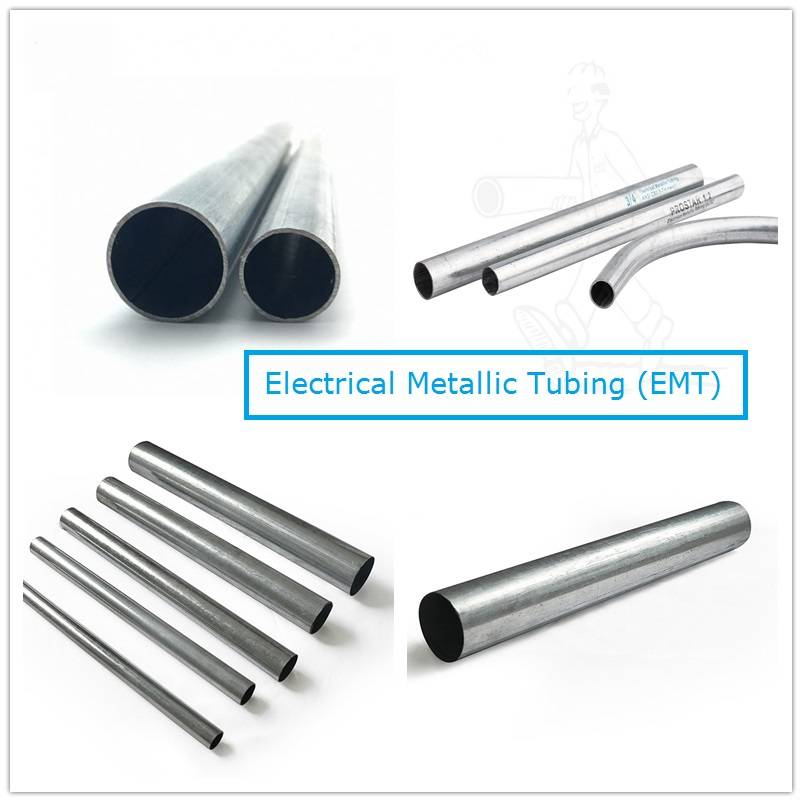 Electrical Conduit Pipe - Steel Conduit Pipe Electrical EMT – Rainbow