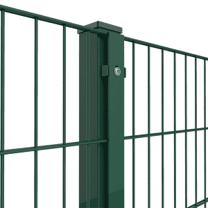 Galvanized Steel Farm Field Fence Stay Gate