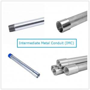 Steel Electrical Conduit Pipe IMC