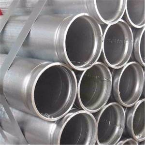 Precision Process on Steel-Pipe Making Groove
