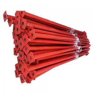 Powder Coated Pipes Round Tubes Scaffolding Tubes Racking Tubes