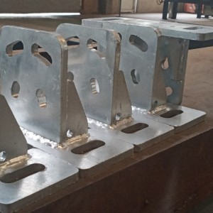 Welded Stamped Steel for Solar Tracker