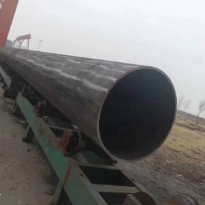 Carbon Steel Seamless Pipe Big Size Hollow Section