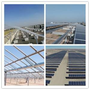 OEM/ODM Supplier Solar Panel Mounting Systems - Solar Panel Roof Mounting Systems – Rainbow