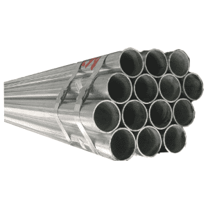 Hot dip galvanized hollow gi galvanized oil erw carbon ms round low carbon seamless steel pipe