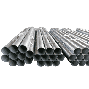 Hot Dipped Galvanized Round Steel Pipe/GI Pipe/Welded hot dipped galvanized black round steel pipes tubes