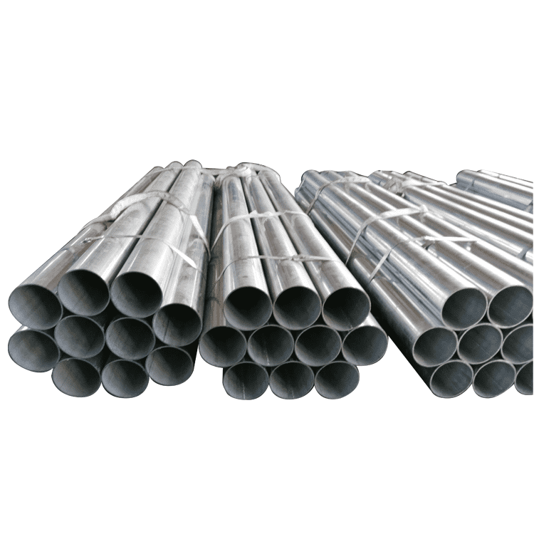 rectangular Steel Pipes - Hot Dipped Galvanized Round Steel Pipe/GI Pipe/Welded hot dipped galvanized black round steel pipes tubes – Rainbow