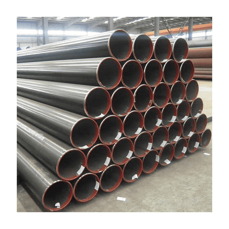 Good quality Galvanized Pipe for Greenhouse - Hot Dipped Galvanized Round Steel Pipe/GI Pipe/Welded hot dipped galvanized black round steel pipes tubes – Rainbow