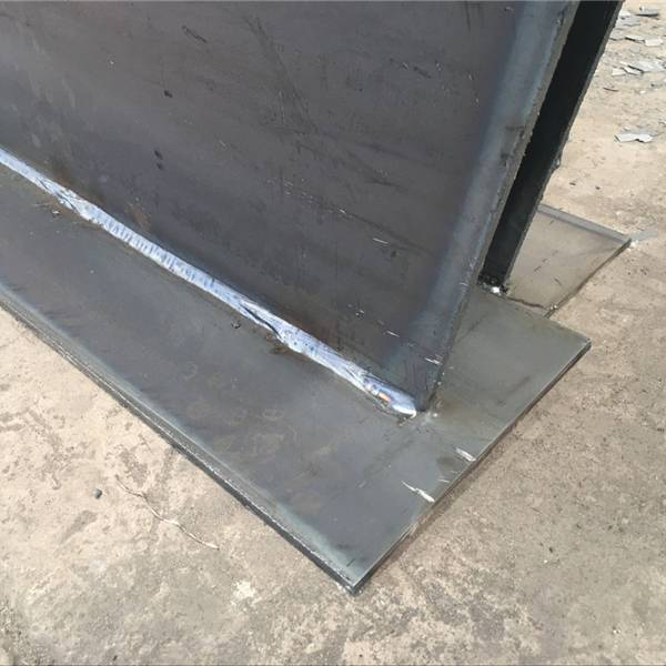 Hot New Products Cold Rolled Steel Sheet Piles -  Precision Process on Steel- Submerged ARC Welding – Rainbow