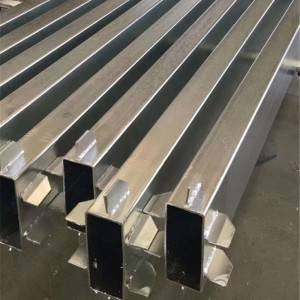 Precision Process on Steel-Welding on Square Steel pipe