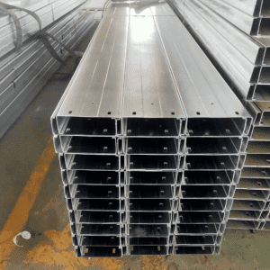 Structural galvanized c channel steel c purlin prices