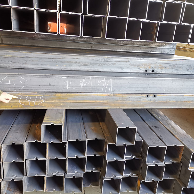 Hollow section for steel structure