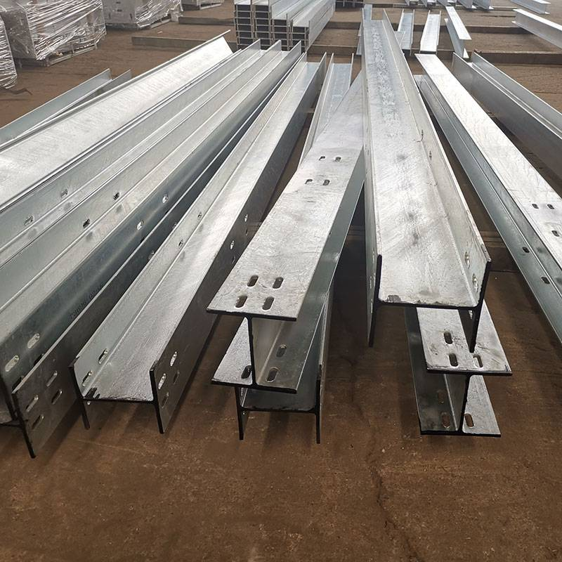Manufacturer for Equal Angle Steel - Steel H beam – Rainbow