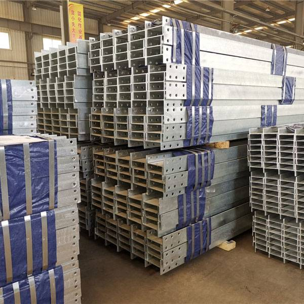 Hot Rolled Iron Structural Steel H Beam