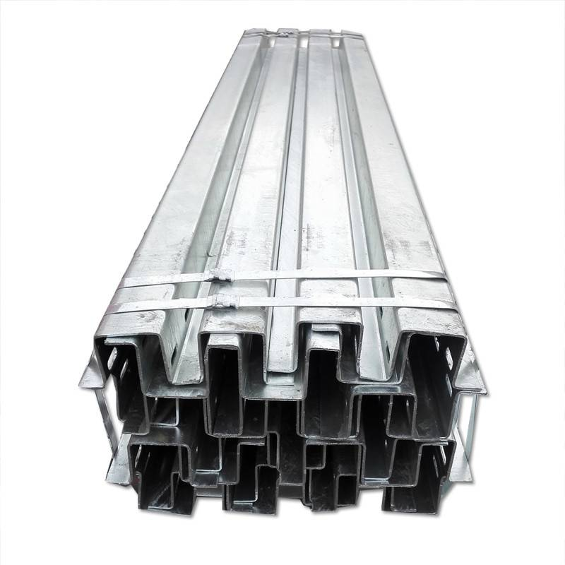 Cold Form C Channel Steel - Omega Steel Section – Rainbow