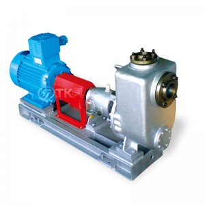 8 Year Exporter Domestic Self Priming Pumps -  ZX Self-Priming Centrifugal Pumps For Clean Water Or Chemicals  – Tongke