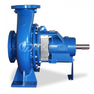 Fast delivery Feed Water Transfer Pump - LDP Series Single-Stage End-Suction Horizontal Centrifugal Pure Water Pumps – Tongke