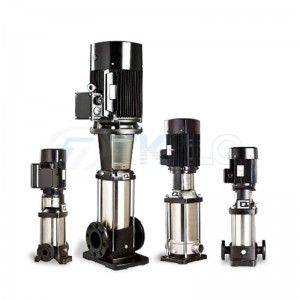 Good quality Water Pump Spare Parts - GDLF Stainless Steel Vertical Multi-Stage High Pressure Centrifugal Pumps – Tongke