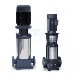 Factory Promotional Cri Submersible Motor - GDL Non-Self Suction Vertical Multi-Stage Centrifugal Pumps – Tongke