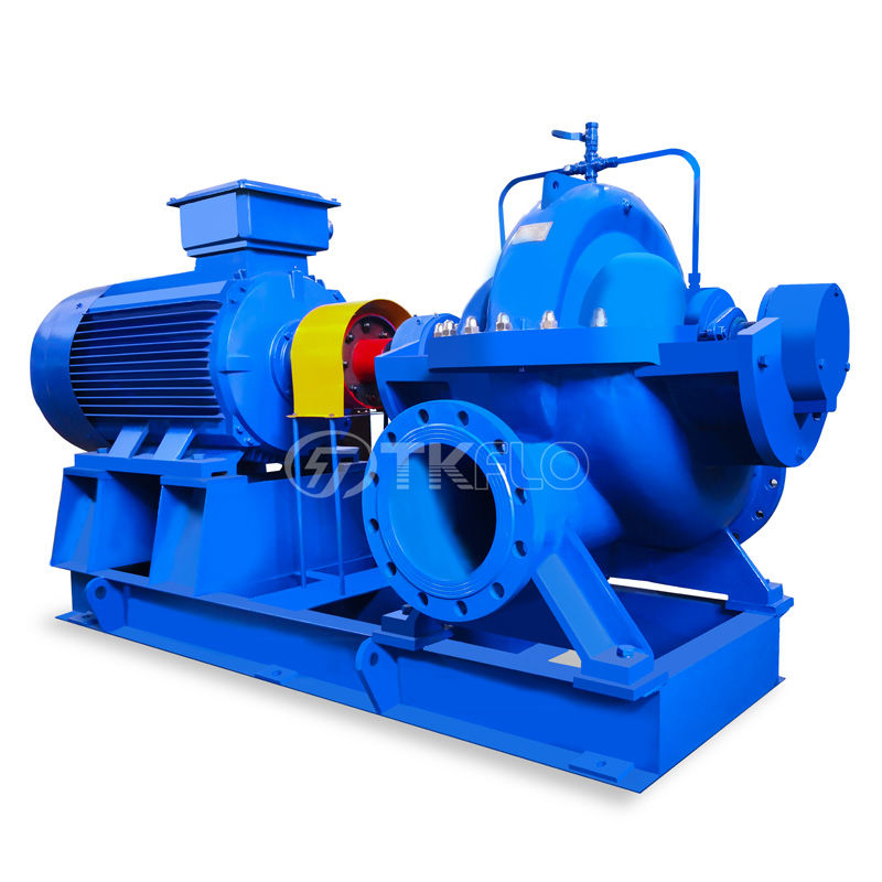 China Factory for Engine Drive Pump - Horizontal Split casing centrifugal sea water destination pump – Tongke