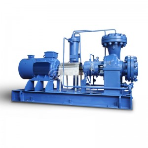 API610 ANSI Chemical Process Standard Petrochemical Heavy Crude Fuel Oil Transfer Pump