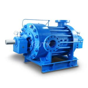2020 China New Design High Pressure Electric Water Pump - MS Electrical High Pressure multistage clean water centrifugal pump  – Tongke