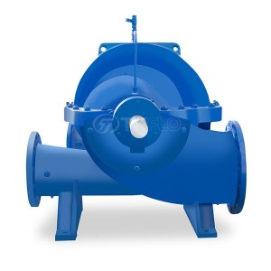 High Performance Shanghai Pump - ANS(V) Series Double Suction Split Casing Centrifugal Pump – Tongke