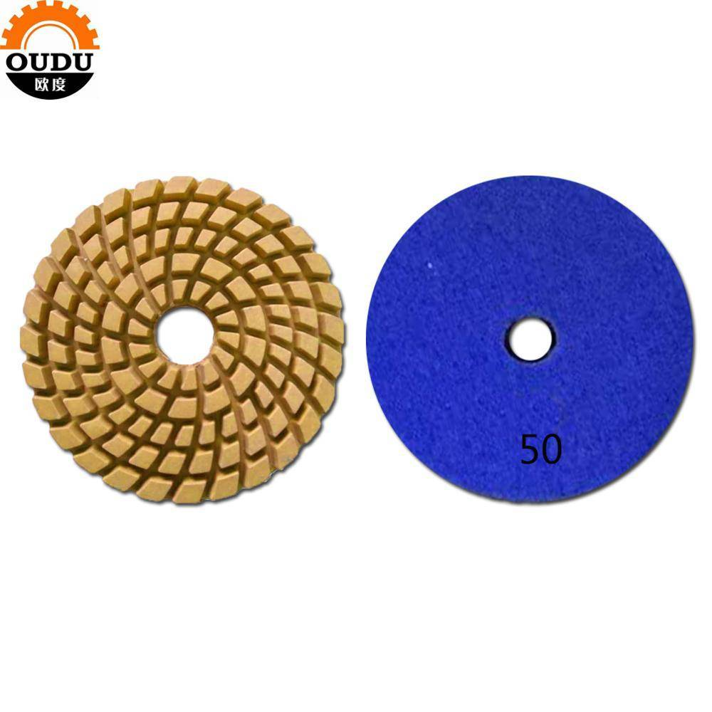 Concrete Abrasive Pads Grinding Tools for Stone Floor Restoration
