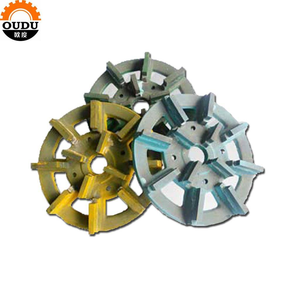 Grinding Tools Polishing Wheel Pressed Granulated Metal Pad Featured Image