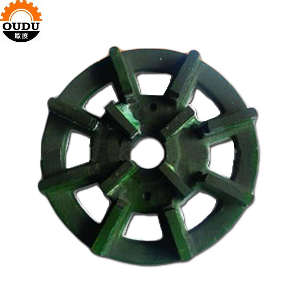 Grinding Tools Polishing Wheel Pressed Granulated Metal Pad