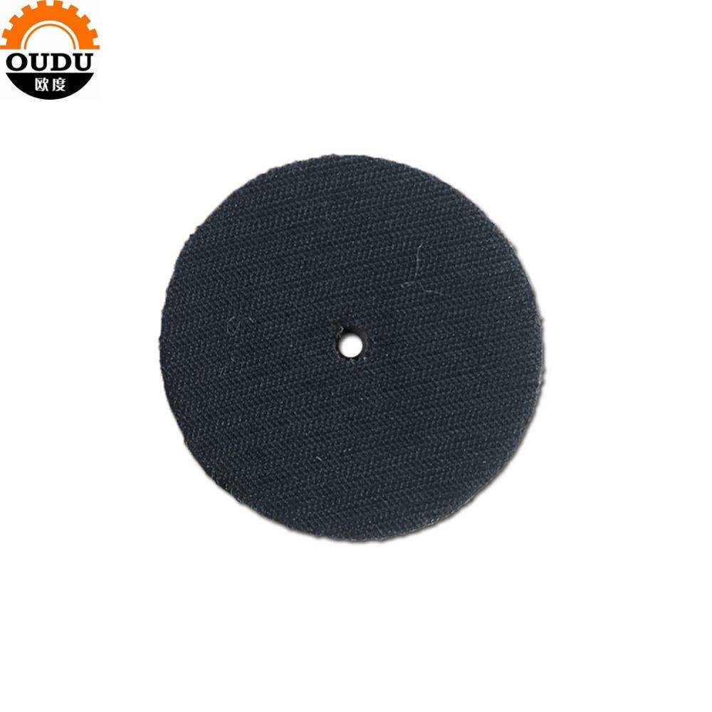 Diamond polishing pad velcrod backer pad for grinding tools handy polishing machine