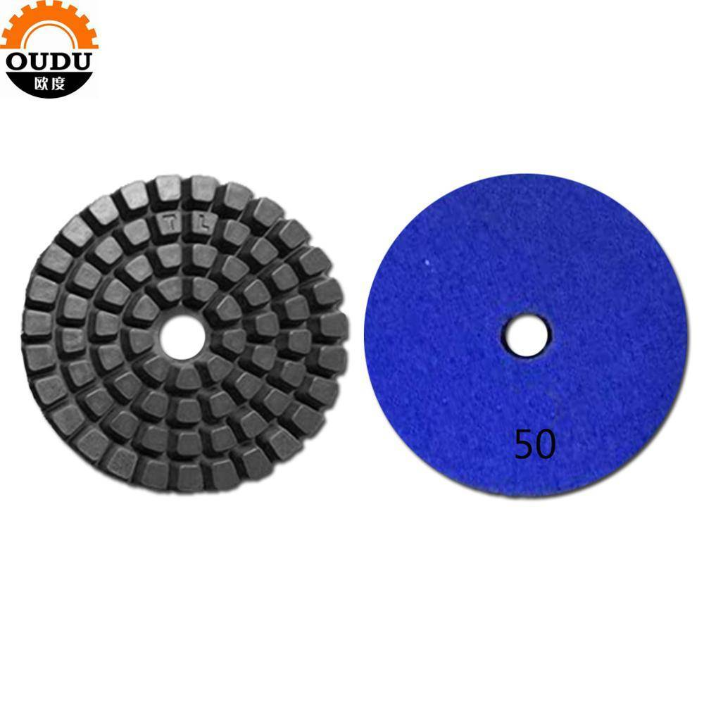 4 inch concrete floor diamond polishing pad
