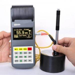 Reasonable price Leeb Hardness Tester Price - THL370 Portable Hardness Tester – TMTeck