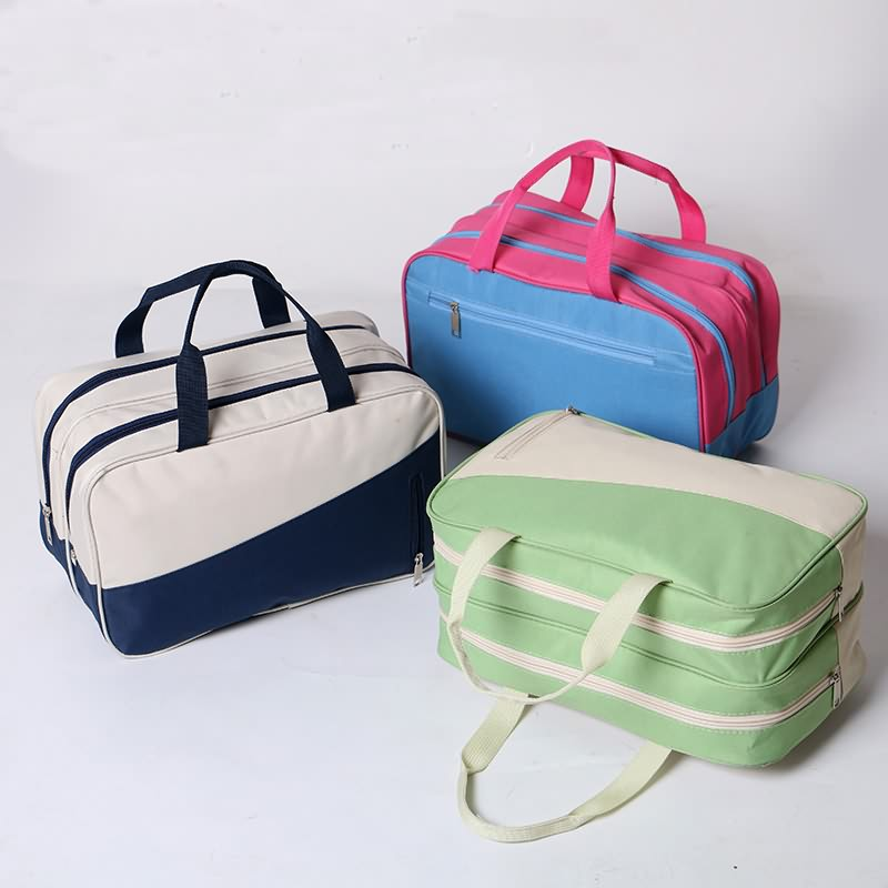 Factory wholesale Cooler Bag Supplier - Waterproof Oxford Travel Sports Beach Bag Swimming Package Hand Bag – Tongxing
