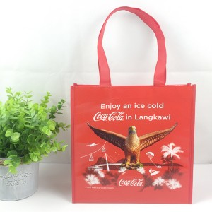 Biodegrade Recyle Food & Beverage Laminated PP Non Woven Bag