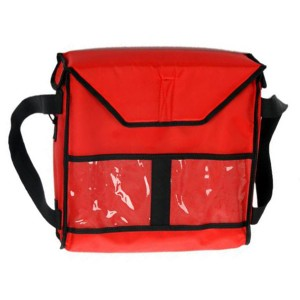 Waterproof Insulated Food Delivery Bag Pizza Bag Picnic Bag Insulation Lunch Box